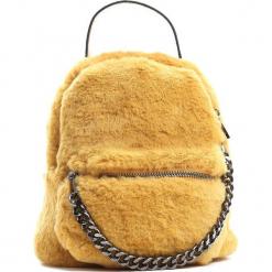 Żółty Plecak Perfect Alibi. Żółte torby i plecaki dziecięce Born2be. Za 89.99 zł.