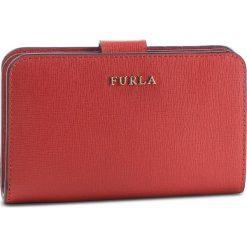 Duży Portfel Damski FURLA - Babylon 1000222 P PR85 B30 Vermiglio f. Czerwone portfele damskie Furla, ze skóry. Za 620.00 zł.