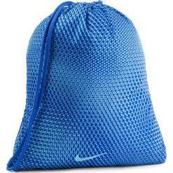 Plecak NIKE - BA5262 481. Niebieskie plecaki damskie Nike, z materiału, sportowe. Za 49.00 zł.