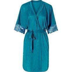 Szlafrok kimono bonprix niebieskozielony. Szlafroki damskie marki NABAIJI. Za 89.99 zł.