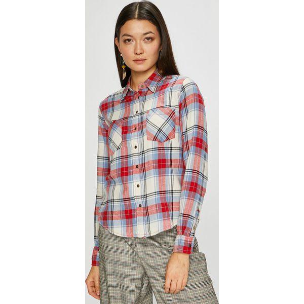 a8e5df4995c506 Pepe Jeans - Koszula Rubi - Bluzki damskie Pepe Jeans, s, bez wzorów ...