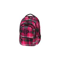 Plecak Młodzieżowy Coolpack College Rubin. Brązowa torby i plecaki dziecięce CoolPack, z materiału. Za 119.00 zł.