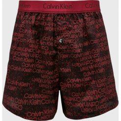 Calvin Klein Underwear - Bokserki. Brązowe bokserki męskie Calvin Klein Underwear, z bawełny. Za 119.90 zł.