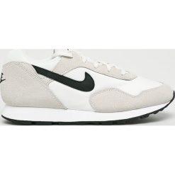 Nike - Buty Outburst. Szare obuwie sportowe damskie Nike, z materiału. W wyprzedaży za 329.90 zł.