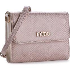 Torebka NOBO - NBAG-C3601-C015  Różowy. Czerwone listonoszki damskie Nobo, ze skóry ekologicznej. W wyprzedaży za 109.00 zł.