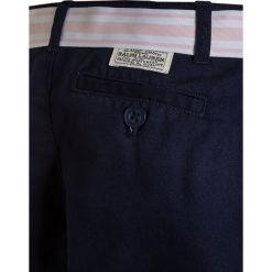Polo Ralph Lauren BOTTOMS Szorty french navy. Szorty damskie Polo Ralph Lauren, z bawełny. Za 459.00 zł.