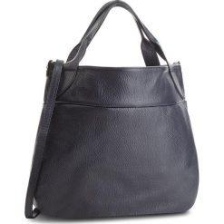 Torebka CREOLE - K10539 Granat. Niebieskie torebki do ręki damskie Creole, ze skóry. Za 299.00 zł.