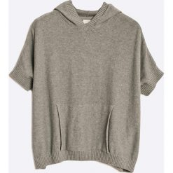 Name it - Sweter dziecięcy 122-164 cm. Swetry dla dziewczynek Name it, z bawełny, z kapturem. W wyprzedaży za 59.90 zł.