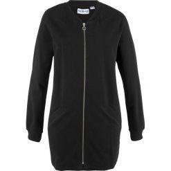 Bluza rozpinana, długi rękaw, z kolekcji Maite Kelly bonprix czarny. Bluzy damskie marki KALENJI. Za 89.99 zł.