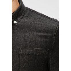Review - Koszula. Szare koszule męskie Review, z bawełny, button down, z długim rękawem. Za 119.90 zł.