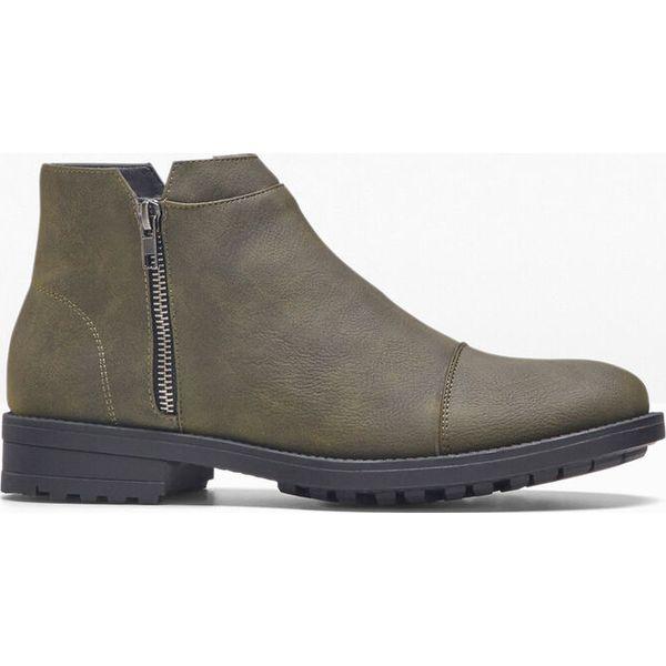 Buty Reebok Classic Leather Lite Sd Męskie Zielone