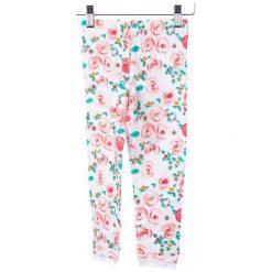 Primigi Legginsy Dziewczęce 104 Wielokolorowy. Szare legginsy dla dziewczynek Primigi, z jeansu. W wyprzedaży za 49.00 zł.