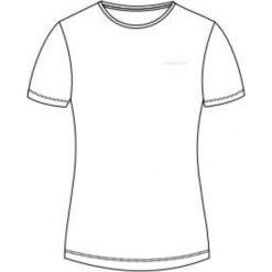 MARTES Koszulka damska LADY SOLAN White r. S. T-shirty damskie MARTES. Za 25.36 zł.