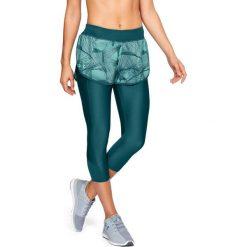 Under Armour Spodnie damskie Armour Fly Fast Prnt Shapri zielone r. M (1309195-716). Spodnie dresowe damskie marki Nike. Za 205.60 zł.