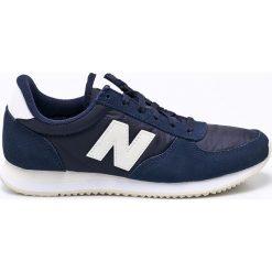 New Balance - Buty WL220RN. Szare obuwie sportowe damskie New Balance, z materiału. W wyprzedaży za 219.90 zł.