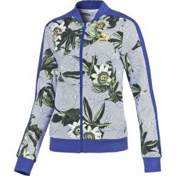 Bluza w kolorze niebieskim. Niebieskie bluzy damskie Puma. W wyprzedaży za 113.95 zł.