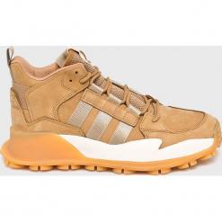 Adidas Originals - Buty B43663. Brązowe buty sportowe męskie adidas Originals, z materiału. Za 549.90 zł.