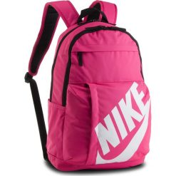 Plecak NIKE - BA5381 674. Czerwone plecaki damskie Nike, z materiału, sportowe. Za 99.00 zł.