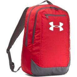 Plecak UNDER ARMOUR - Ua Hustle Backpack 1273274-600 Ldwr/Red/Gph/Slv. Czerwone plecaki damskie Under Armour, z materiału, sportowe. W wyprzedaży za 119.00 zł.