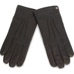 Rękawiczki Męskie TOMMY HILFIGER - Basic Leather Gloves AM0AM04049 S/M 002. Rękawiczki męskie marki FOUGANZA. W wyprzedaży za 209.00 zł.