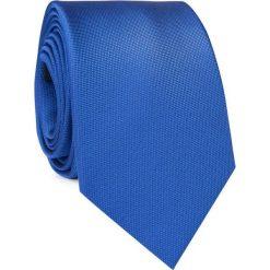 Krawat KWNR001654. Niebieskie krawaty i muchy Giacomo Conti, z mikrofibry, klasyczne. Za 69.00 zł.