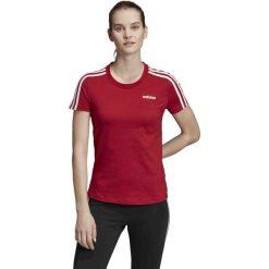Czerwona odzież damska Adidas Kolekcja zima 2020