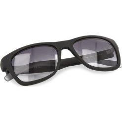 Okulary przeciwsłoneczne BOSS - 0249/S Black Grey PZP. Czarne okulary przeciwsłoneczne damskie Boss, z tworzywa sztucznego. W wyprzedaży za 429.00 zł.