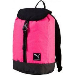 Puma Plecak Academy Female Backpack Knockout Pi. Różowe plecaki damskie Puma, biznesowe. W wyprzedaży za 82.00 zł.