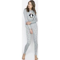 Tally Weijl - Legginsy piżamowe SLECOETTA. Piżamy damskie TALLY WEIJL, z bawełny. W wyprzedaży za 39.90 zł.