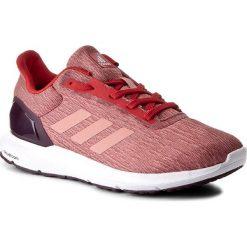 Buty adidas - Cosmic 2 W S80660 Cburgu/Trapn. Czerwone obuwie sportowe damskie Adidas, z materiału. W wyprzedaży za 199.00 zł.