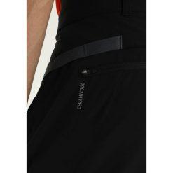 ODLO PANTS SAIKAI COOL PRO Spodnie materiałowe black. Spodnie sportowe męskie Odlo, z elastanu, sportowe. Za 419.00 zł.
