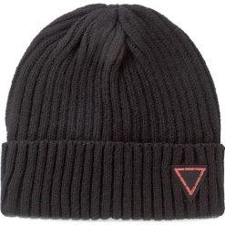 Czapka GUESS - Country & Western-Not Coordinated Wool AM6518 WOL01 BLA M. Czarne czapki i kapelusze męskie Guess. W wyprzedaży za 129.00 zł.
