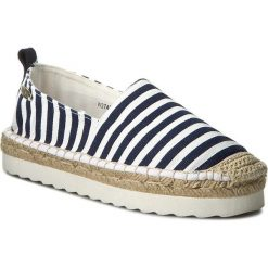 Espadryle BIG STAR - W274002 White/Navy. Espadryle damskie marki MAKE ME BIO. Za 89.00 zł.