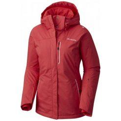 Columbia Lost Peak Jacket Red Camellia S. Czerwone kurtki sportowe damskie Columbia. W wyprzedaży za 699.00 zł.