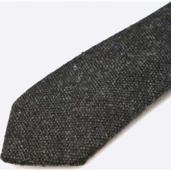 Only & Sons - Krawat. Czarne krawaty i muchy Only & Sons, z materiału. W wyprzedaży za 27.90 zł.