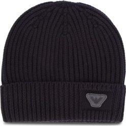 Czapka EMPORIO ARMANI - 404561 8A520 02836 S Dark Blue. Niebieskie czapki i kapelusze męskie Emporio Armani. Za 319.00 zł.