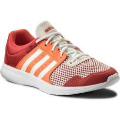 Buty adidas - Essential Fun II W CP8948 Reacor/ Ftwwht/ Hireor. Białe obuwie sportowe damskie Adidas, z materiału. W wyprzedaży za 159.00 zł.