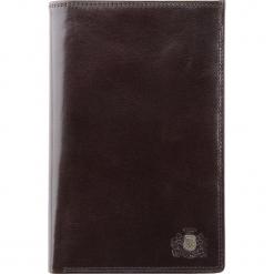 Portfel 39-1-030-3. Żółte portfele męskie Wittchen. Za 499.00 zł.