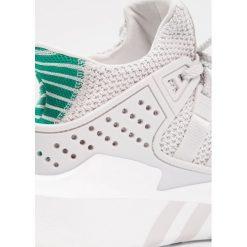 Adidas Originals EQT BASK ADV Tenisówki i Trampki grey one/sub green. Trampki męskie adidas Originals, z materiału. W wyprzedaży za 359.20 zł.