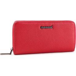 Duży Portfel Damski MONNARI - PUR0650-005 Red. Czerwone portfele damskie Monnari, ze skóry. W wyprzedaży za 159.00 zł.