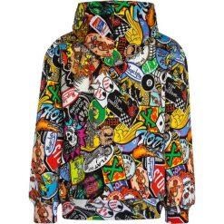 MOSCHINO HOODED Bluza z kapturem multicolor. Bluzy dla chłopców MOSCHINO, z bawełny. Za 499.00 zł.