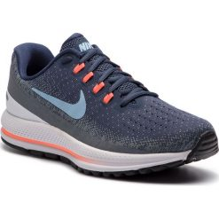 Buty NIKE - Air Zoom Vomero 13 922908 400 Thunder Blue/Cirrus Blue. Niebieskie buty sportowe męskie Nike, z materiału. W wyprzedaży za 439.00 zł.