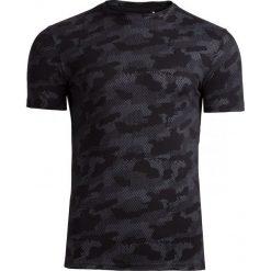 T-shirt męski TSM602 - ciemny szary - Outhorn. T-shirty męskie marki Giacomo Conti. W wyprzedaży za 39.99 zł.