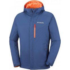 Columbia Kurtka Męska Pouring Adventure Ii Jacket Carbon S. Szare kurtki sportowe męskie Columbia. W wyprzedaży za 299.00 zł.