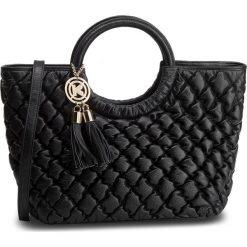 Torebka KAZAR - Sabrina 33092-01-00 Black. Czarne torebki do ręki damskie Kazar, ze skóry. Za 1,099.00 zł.