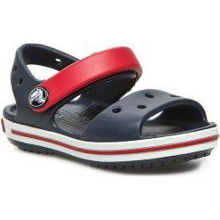 Sandały CROCS - Crocband Sandal Kids 12856 Navy/Red. Sandały chłopięce marki Mayoral. Za 129.00 zł.