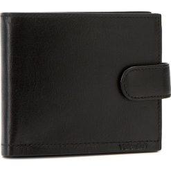 Duży Portfel Męski VALENTINI - 169-902 Black. Czarne portfele męskie Valentini, ze skóry. Za 199.00 zł.