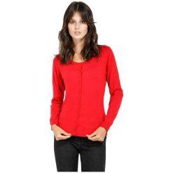 William De Faye Sweter Damski S Czerwony. Czerwone swetry damskie William de Faye, z kaszmiru. Za 219.00 zł.