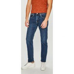 Levi's - Jeansy Taper Crocodile. Brązowe jeansy męskie Levi's. Za 399.90 zł.