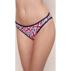 Pepe Jeans - Strój kąpielowy. Różowe bikini damskie Pepe Jeans. W wyprzedaży za 119.90 zł.